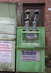Schuh Container