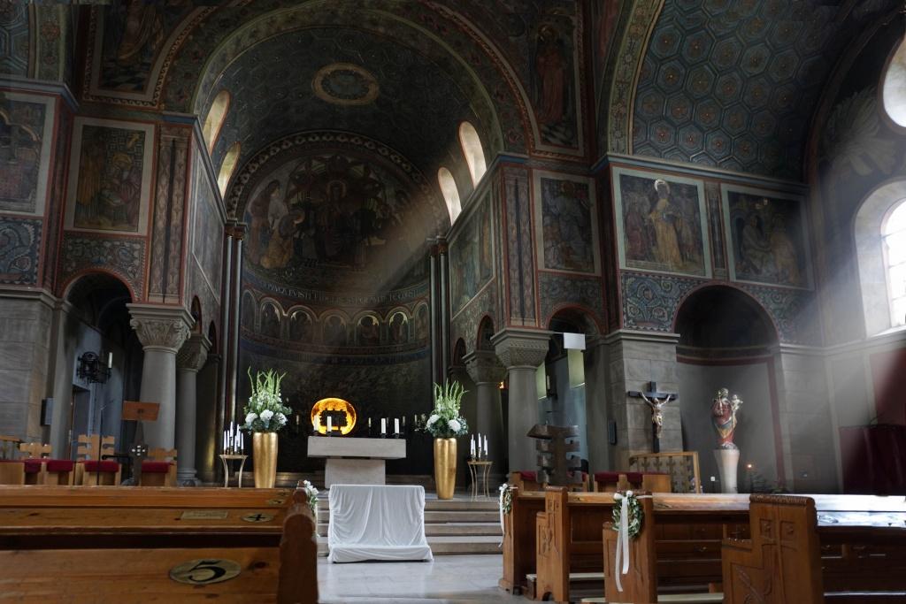 Kath. Pfarramt St. Elisabeth 1B