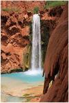 Wasserfall im Havasupai Canyon 2
