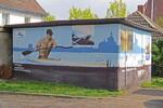 Rudersport in der Wasserstraße