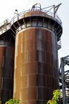 Ofen, Industrieanlage