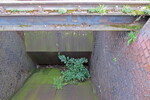 Müllschütte; Bunkersteg