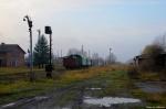 Es fährt kein Zug ..