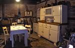 Spreewälder Küche um 1950