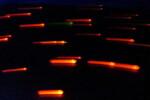 Tanzende Lichter