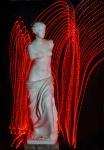 Rote Venus von Milo
