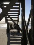 Treppe mit Aussicht