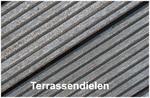 Günter Deitermann: Terrassendielen