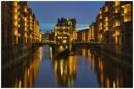 Hamburg - Wasserschloß