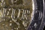 2 Euro Münze Teilaufnahme
