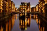 Wasserschloss by night