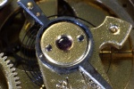 Taschenuhr Zylinderlaufwerk