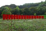Land-Art-Projekt vorm Kaliberg