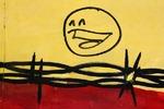 Lachend Grenzen überwinden